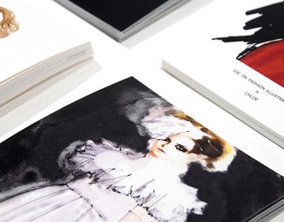 My Fashion Illustration Exhibition