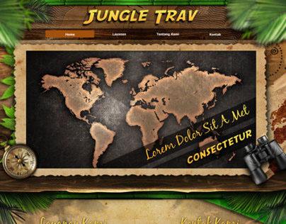 Jungle Trav ( Design Concept )