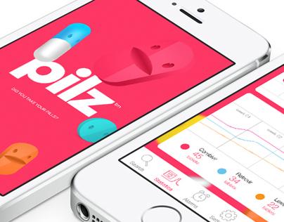 Pilz | iphone app