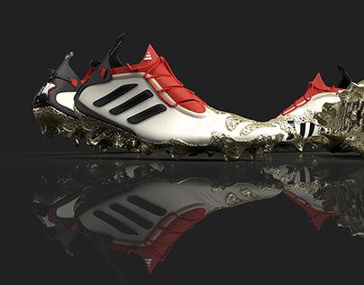 "Adidas PREDATOR ""Diamond cut"" CHAMPAGNE"