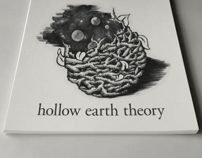 Artwork «hollow earh theory»
