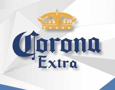 Corona Extra Golf Season Sales Sheet