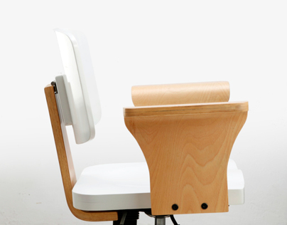 Bentwood India - Office Chair