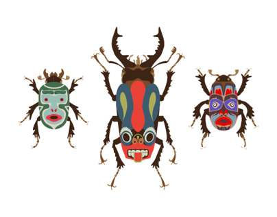 Bugs With Mask
