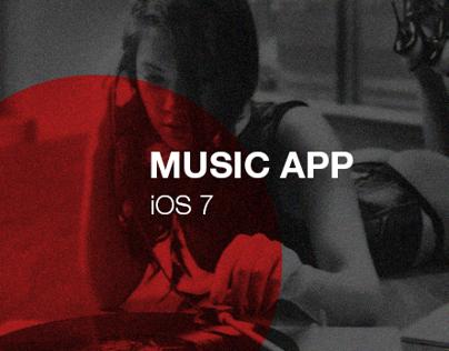 Lyricord. Music application