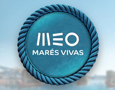 MEO Marés Vivas - Facebook APP