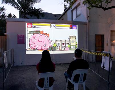 Brain Battle: Beams Festival 2013
