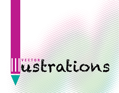 Vector Illustrations Illustrator and Photoshop