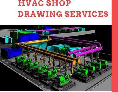 HVAC Shop Drawing Services