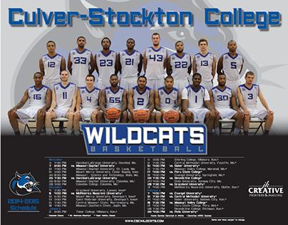 C-SC Basketball Poster