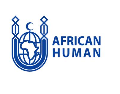 AFRICAN HUMAN ORG   LOGO BRAND