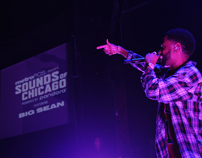 Metro PCS Presents: Sounds of Chicago, feat. Big Sean