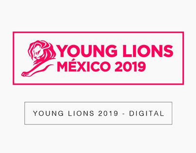 Young Lions México 2019 - DIGITAL