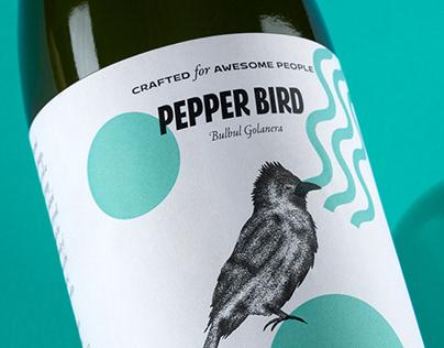 Pepper Bird, Pangolin & Water Cow