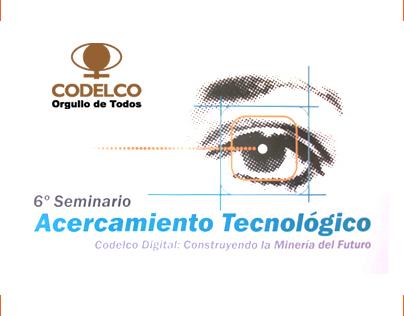 Sitio web Innovación Codelco digital 6°