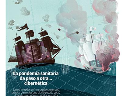 INNOVA+ EL CORREO Ciberataques en Pandemia