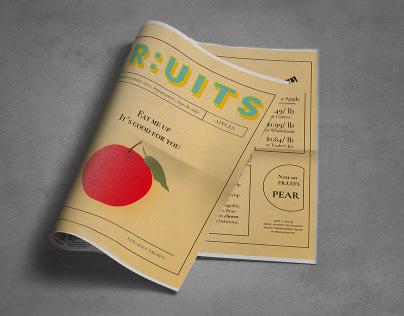 FR:UITS Zine - Issue 1