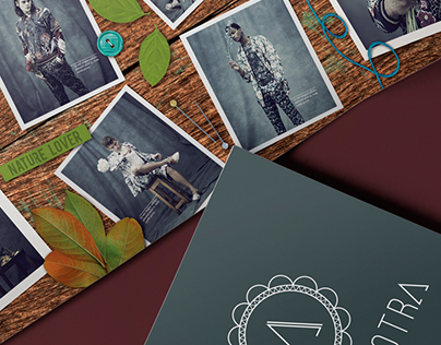 Animólotra   Fashion Folder Design