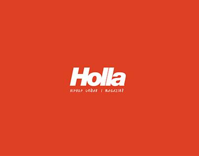 HOLLA // Magazine