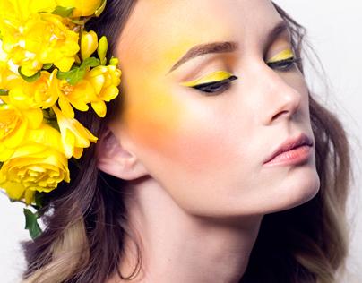 UNICA Magazine Beauty Editorial
