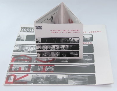Red Hot Chili Peppers Greatest Hits ▷ CD + Vinyl