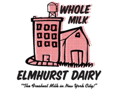Elmhurst Dairy Rebrand Exercise