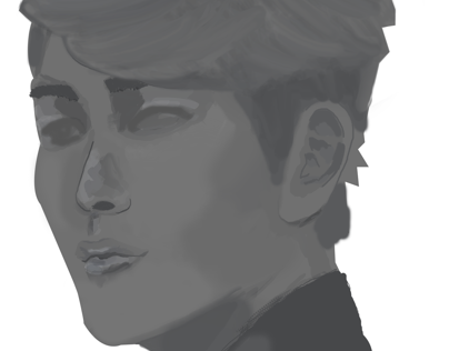 [ONGOING] onew portrait