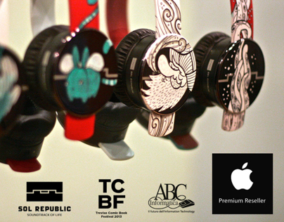 SOL REPUBLIC / Live Custom at TCBF