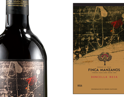 Virgin Wines - Product Labeling