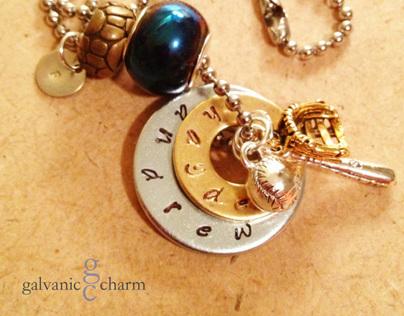 Jewelry Design - Galvanic Charm