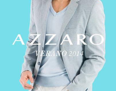 Azzaro Lookbook - Summer2014