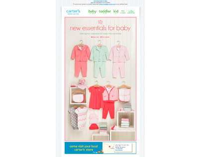 New Essentials for Baby