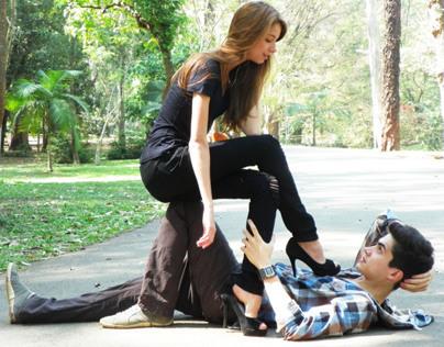 Bruna Lucchesi & Felipe Gaia
