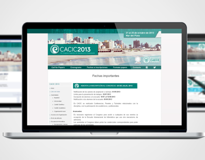 XIX CACIC  2013 Congress