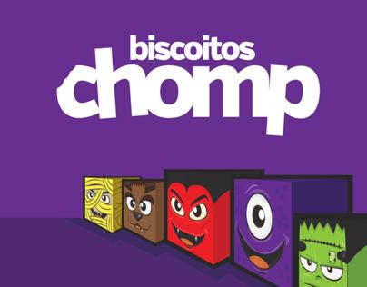 Chomp Biscuits / Biscoitos Chomp