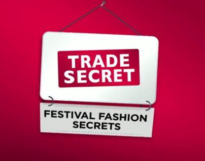 Trade Secret Web Content