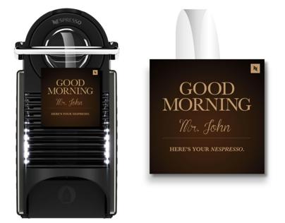 Nespresso Hotel B2B Campaign