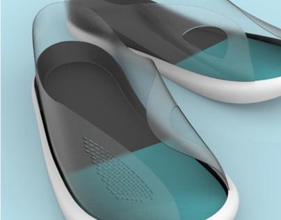 SLIPPON_Domestic Diabetic Footwear_Academic Project '13