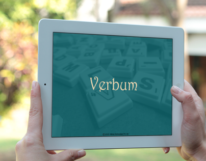 Verbum-Word game Developed At Hibrise Technology