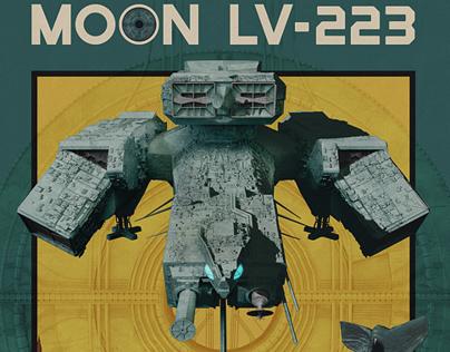 Visit Moon LV-223