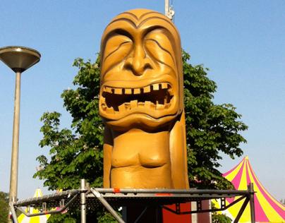 Tahiti Sculptures (Freelance Goed Bezig)