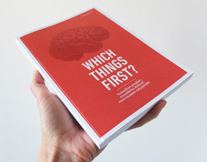 Which Things First? graduation thesis