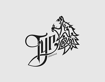 Tyr Designs Lettering