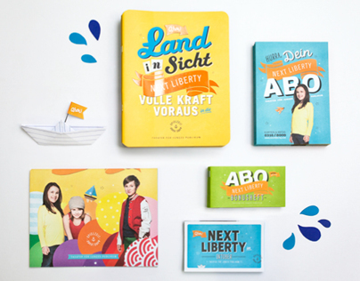 Next Liberty - Corporate Publishing