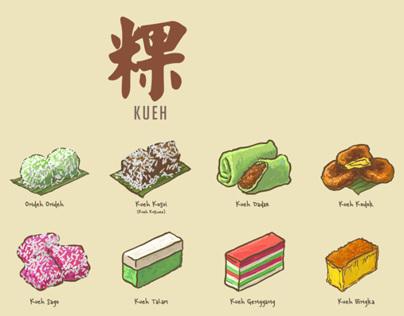 粿 | Kueh