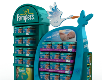 Pampers   retail
