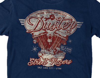 DUSTER_Motorcycle Wear