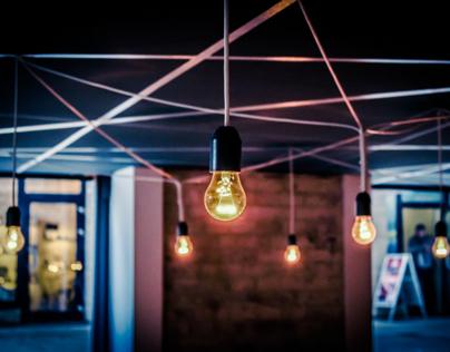 Léhűtő - Craft Beer Bar - interior design / 2013