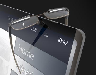 Nexus Glasses and Nexus TV