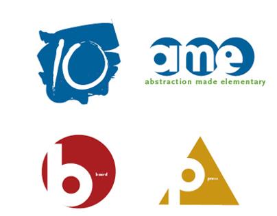 Arts Organization (collateral + identity)